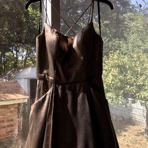 Prom Dress David's Bridal Worn Once